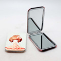 Moderate price rectagle plastic makeup mirror