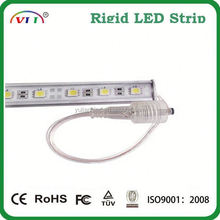 3528 rigid strip narrow rigid led strip with sensor 5050 rigi led strip
