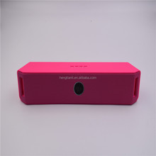 Bluetooth Speaker with FM Radio LED Light Wireless Microphone