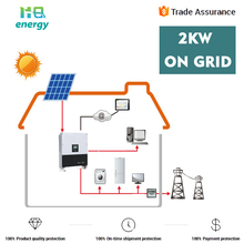 2kw home solar system on grid solar system solar system planets for kids