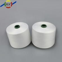 high quality 100 Spun polyester monofilament yarn for sewing thread