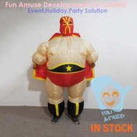 funny halloween giant mascot fat spiderman costume inflatable costumes