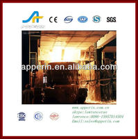 Steelmaking Electric arc furnace for silicon/ EAF