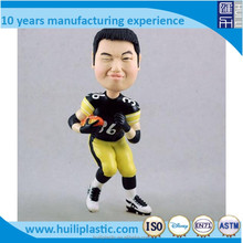 Make Custom figurine pvc animal, pvc figures made in China, articulated plastic movable action figure