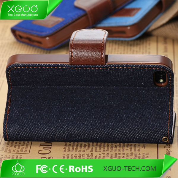 NEW! for apple iphone 5c leather case factory shenzhen