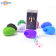 Wholesale OEM egg shaped cell phone stand silicone audio amplifier/speaker dock