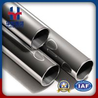 Honesty stainless steel round pipes hairline price per kg