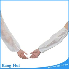 Disposable various Colored PE sleeve covers
