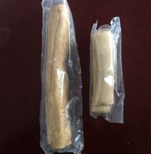 lamb/beef/bacon flavored dog chews rawhide chewing roll
