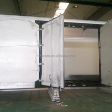 box cargo truck side door panels made of holypan