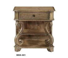 unique chic kitchen solid wood cabinet high quality end table living room furniture