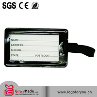 luggage bag PVC silicone parts