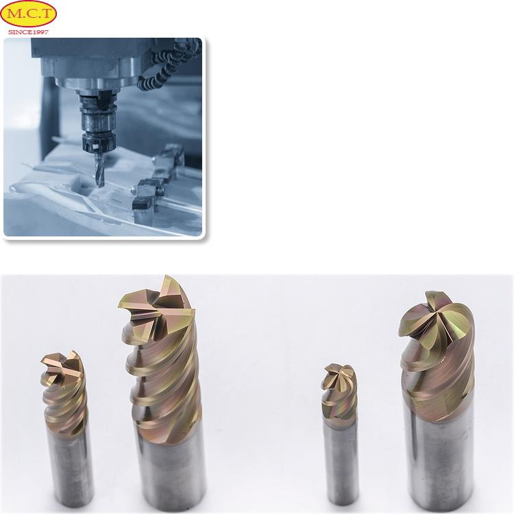 portable fire monitor concave profile milling cutter, diamond coated carving cutter