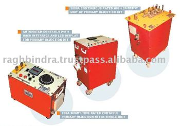 Primary Injection Test Sets / High Current Test Sets