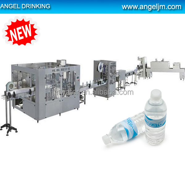 Whole competitive price 2000-12000BPH pure mineral water bottle filling plant A-Z turnkey project