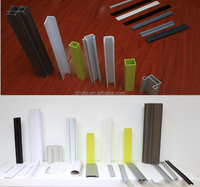 Profile U and T shape edge banding for office furniture