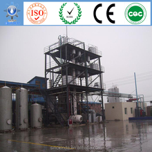 Equipment production of biodiesel with management of jatropha or algae in different scale