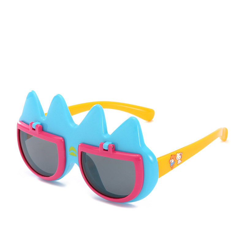 Factory Direct Wholesales Trend Fashion Bady Outdoors Shades Sunglasses For Kids