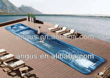 swimming spa cheap YH-S12 with massage and swim