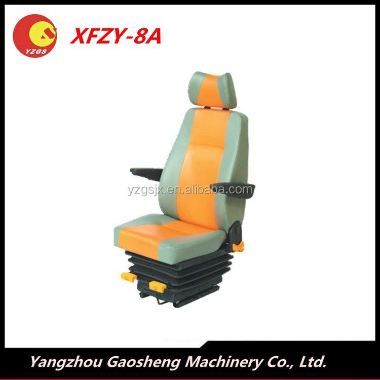 China Comfortable Suspension Heavy Duty Truck Driver Seat Without Weight Adjustment Device /XFZY-8A/With Factory Price