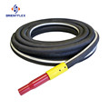 Most favorable wrapped surface kink resistance grit synthetic rubber sand blasting hose pipe factory direct supply