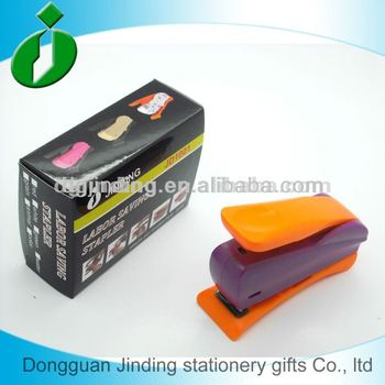 High quality Top-Selling Promotional Plastic Durable Eco Big Staplers