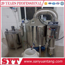 Easy operation honey processing equipment
