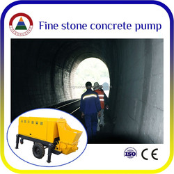 Small concrete pump OIC30-10-45 concrete machines concrete spreader used engines for sale in japan