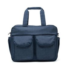Multi-function Folding Baby Diaper Bag For Bed Baby Travel Cot Bag