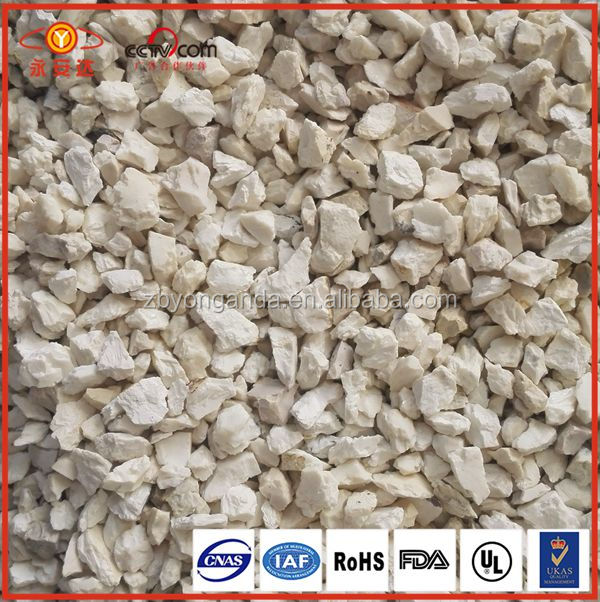 China factory supplier flint clay