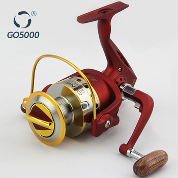 Fishing reels wholesale export spinning reel pesca tackle for Cheap fishing reels