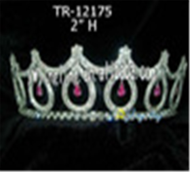 Royal Kings Princess Tiara For Boy Miss World Crown