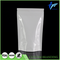 Standard Aluminium Foil Packaging Stand up Pouch with zipper no Print