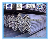 Black iron angle steel sizes