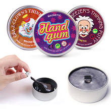 The cheapest new designs Magnetic bouncing Putty