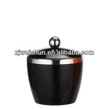 palm tong/metal ice bucket/tree cooler bucket for cocktail