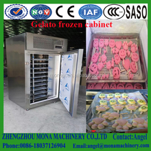 Liquid nitrogen quick food freezer for French fries(-190'C)