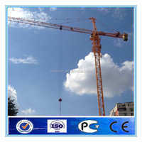 China Mini 6ton Tower Crane construction machinery