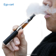 Rechargeable and refill ego ce4 starter kit e cigarette , huge vapor ego-t ce4