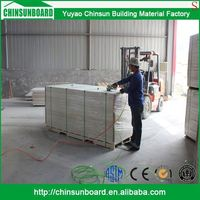 Supplier Fireproof Wholesale Eco-Friendly Tobermorite Yurui Back Sanded Sanding Mgo Board