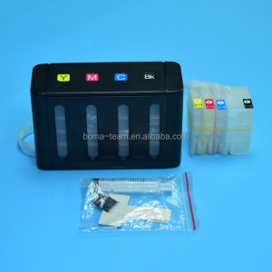 Compatible 932 933 Bulk Ink Ciss System With ARC Chip For HP Office 7612 7610 7110 7510 7512 6100 6600 Printers For HP 932 933