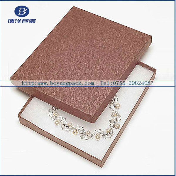 hot sale manufacturer high end craft sweet packaging jewelry box