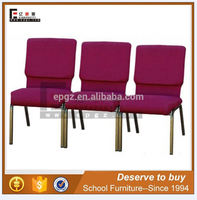 Luxury Fashionable 3 Seat Hotel Wedding Banquet Chair for Event