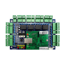 NS-L4 TCP/IP wiegand free software 4 door tcp/ip access control board
