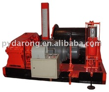 mine winch with explosion proof motor (lifting winch)