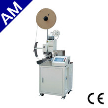 full automatic wire ferrule stripping crimping machine with twisting function