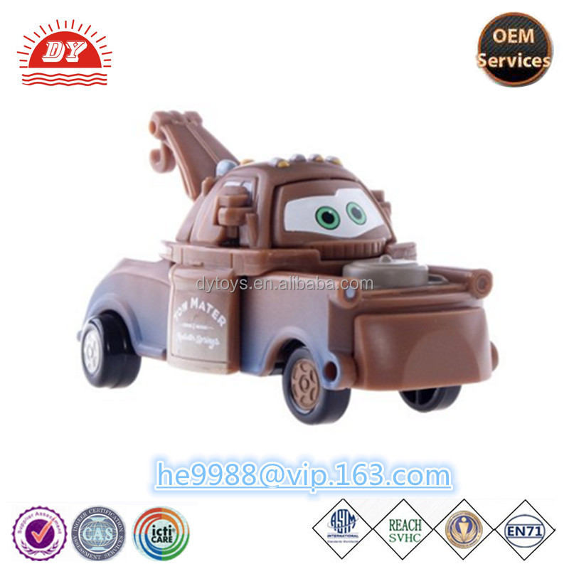 custom plastic Toy story action character figurines car toys