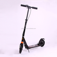 China Cheap Folding Two Big 200MM Wheel Smart Balance Dubai Standing Kick Scooter Big Wheels for Sale for Adults or Kids
