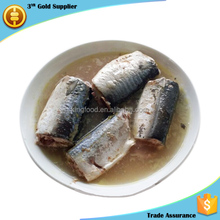 425g EXPORT CANNED MACKEREL IN BRINE