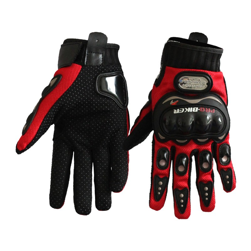 Wholesale Cheap Outdoor Sports Moto Gloves Protection Racing Guantes Motorbike Motocross Glove MCS-01B
